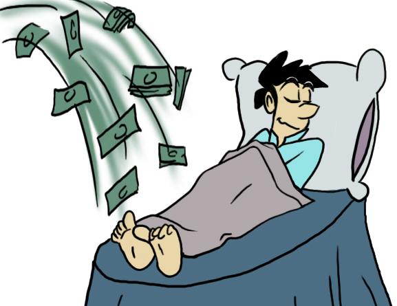 जापानमा सुत्नेलाई पनि पैसा दिइन्छ