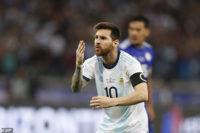 विश्वकप छनौटका लागि मेसी खेल्न सक्ने ः अर्जेन्टिना