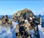 दक्षिण कोरियाली सैन्य अभ्यास विस्तार, जापानमा विरोध प्रदर्शन