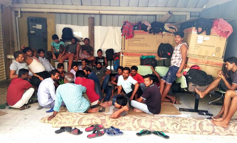 साउदीमा ३५ नेपाली दूतावासको शरणमा