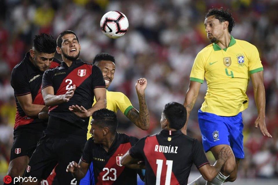 अन्तराष्ट्रिय मैत्रीपूर्ण खेल : अर्जेन्टिना बिजयी, उरुग्वे बराबरीमा, ब्राजिल पराजित