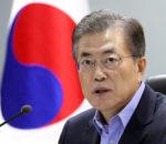 कोरियाली युद्ध अन्त्य गर्न मुनले मागे संयुक्त राष्ट्रसंघको सहयोग