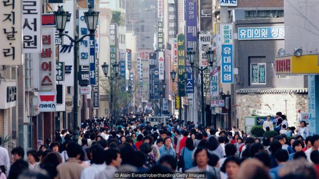 कोरियनको विदेश मोह-पहिलो रोजाइ अमेरिका