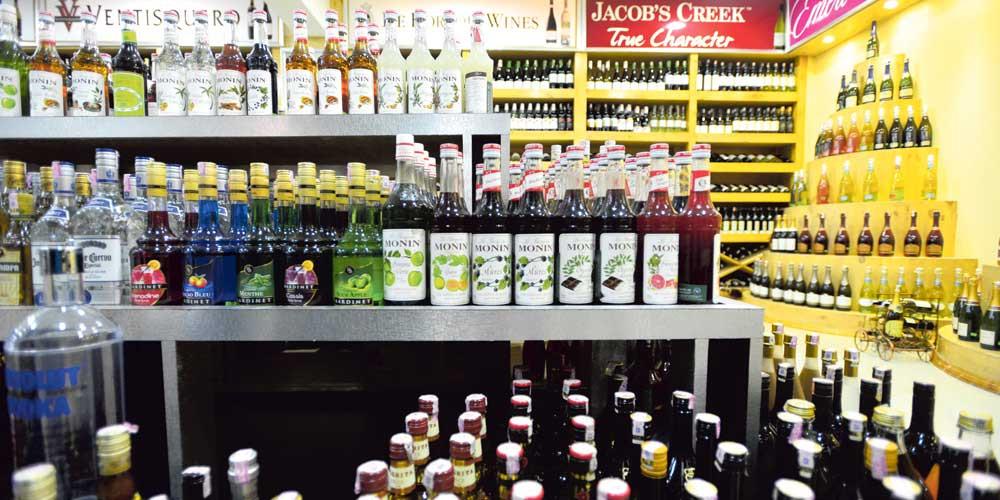 मदिराको बिक्री र उत्पादनमा कमी,अन्तः शुल्क २१ प्रतिशतले घट्याे