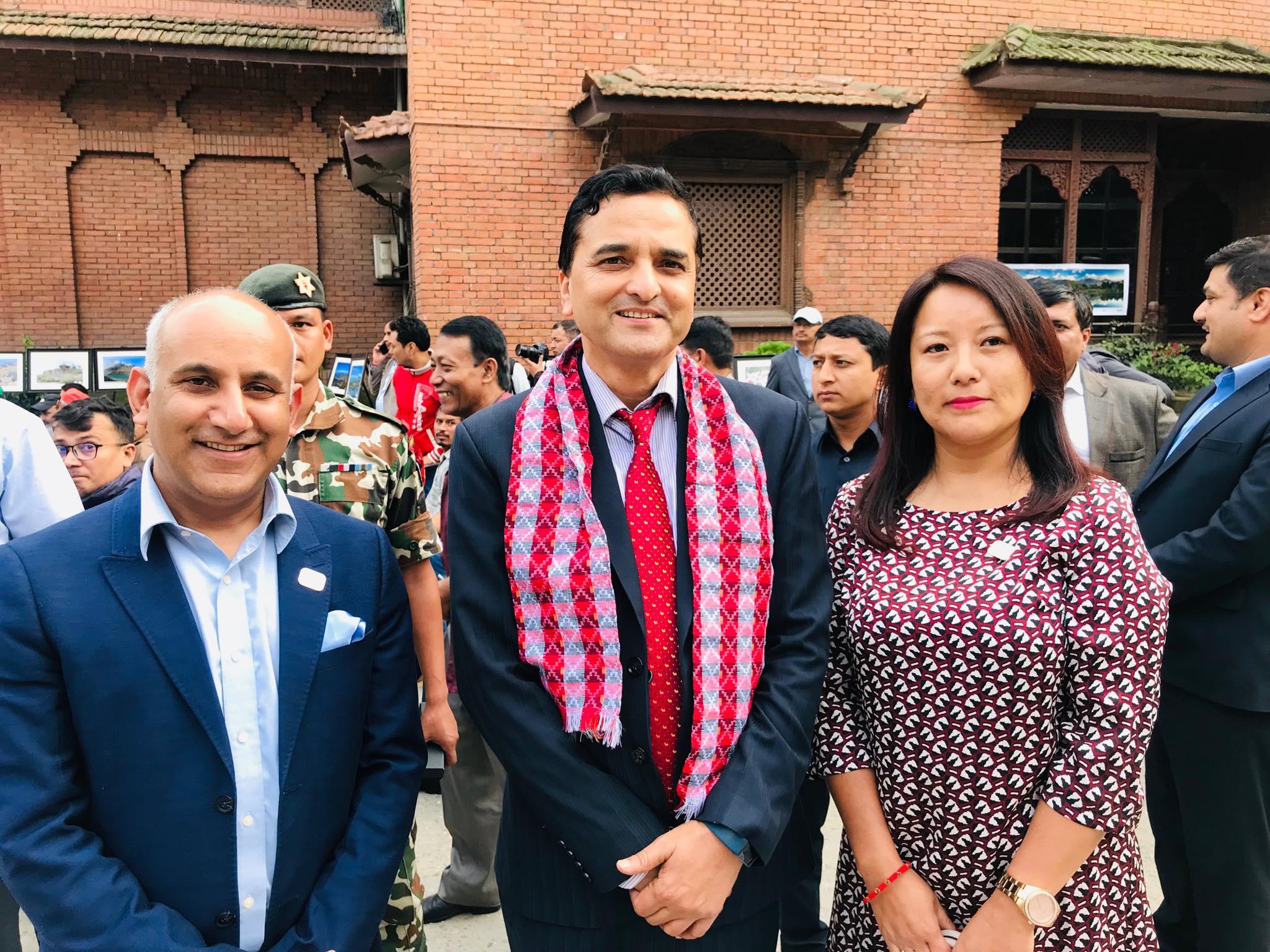 छिरीङ डोल्मा शेर्पा नेपाल पर्यटन बोर्डको पर्यटन सदभावना दुतमा नियुक्त