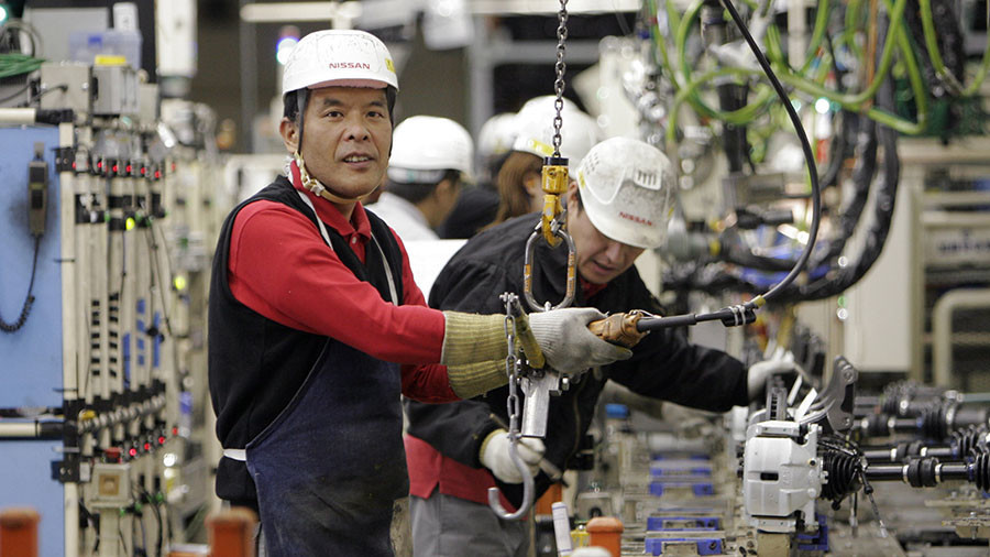 जापानमा कामकै कारण १ सय ५८ को मृत्यु