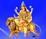 नवरात्रको पाँचौ दिन, देवी स्कंदमाताको पूजा तथा आराधना गरिदै