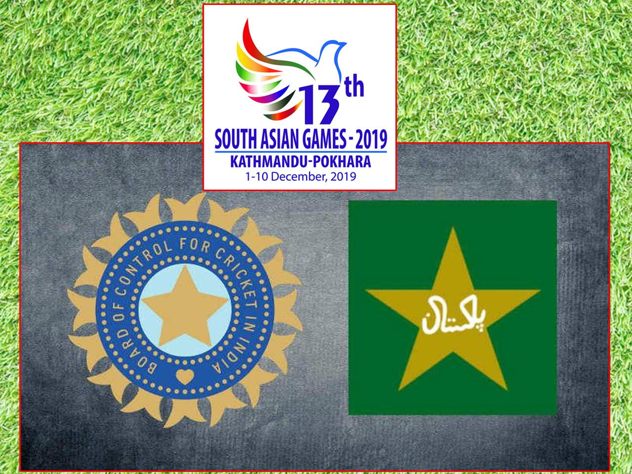 सागमा भारत र पाकिस्तानले क्रिकेट नखेल्ने