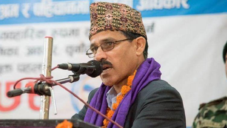 नक्सामा राख्दैमा नेपाली भूमि गुम्दैन : मुख्यमन्त्री भट्ट
