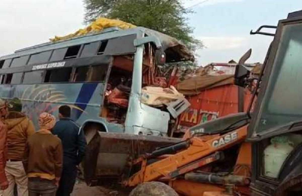 भारतको मध्य प्रदेशमा सडक दुर्घटना, नौ जनाको मृत्यु