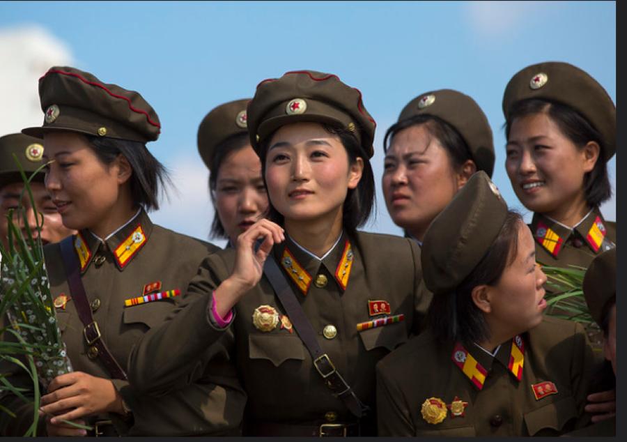 उत्तर कोरियाली महिलामाथी लैङ्गिक विभेदको शिकार