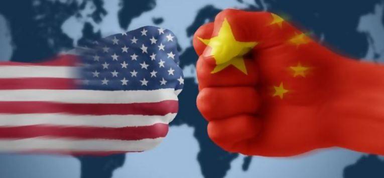 चीन–अमेरिका व्यापार खुम्चियो