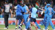 न्युजिल्याण्डसगँको तेस्रो टि-२० खेलमा भारत विजयी, सिरिज भारतलाई