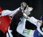 इरानकी एकमात्र महिला ओलम्पिक पदक विजेताले गरिन देश छाड्ने घोषणा