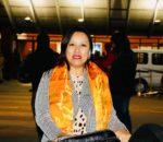 तिन महिने पर्यटन भ्रमण सकी पर्यटन दुत छिरीङ डोल्मा शेर्पा अमेरिका बाट स्वदेश फिर्ता
