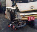 सवारी दुर्घटनामा २ जनाको मृत्यु