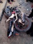 मोटरसाइकल दुर्घटनामा दुईको मृत्यु