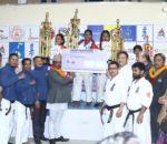 एसिया कप फुल कन्ट्याक्ट कराँतेमा नेपाललाई स्वर्ण पदक