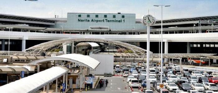 Narita Aairport Japan