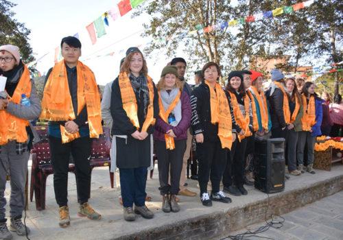 बिदेशी पर्यटक भन्छन् – 'नेपाल घुम्नैपर्ने देश रहेछ'