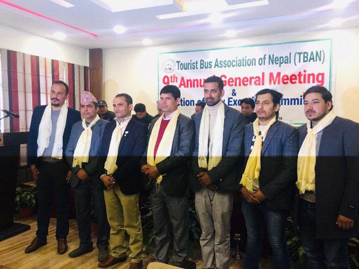 Tourist Bus Assosiation Nepal