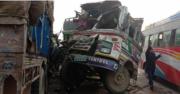 ट्रक आपसमा जुद्धा दुई चालकको मृत्यु