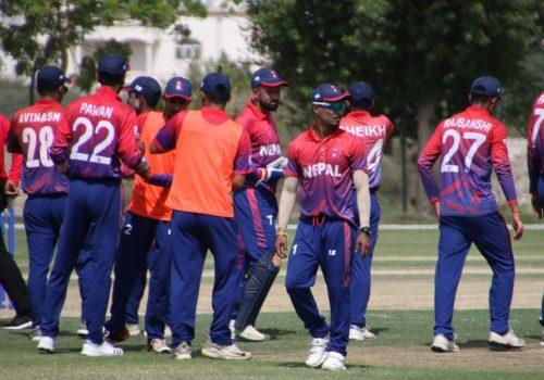 नेपालले सिधै टी-२० विश्वकप क्रिकेटको ग्लोबल छनोट खेल्ने