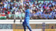 दोस्रो एक दिवसीय क्रिकेटः भारत ३६ रनले विजयी