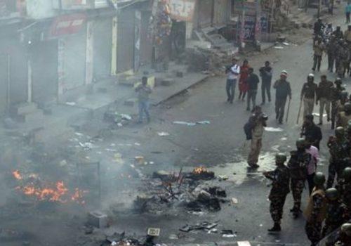 नयाँदिल्ली हिंसामा मृतकको संख्या ३२ पुग्यो