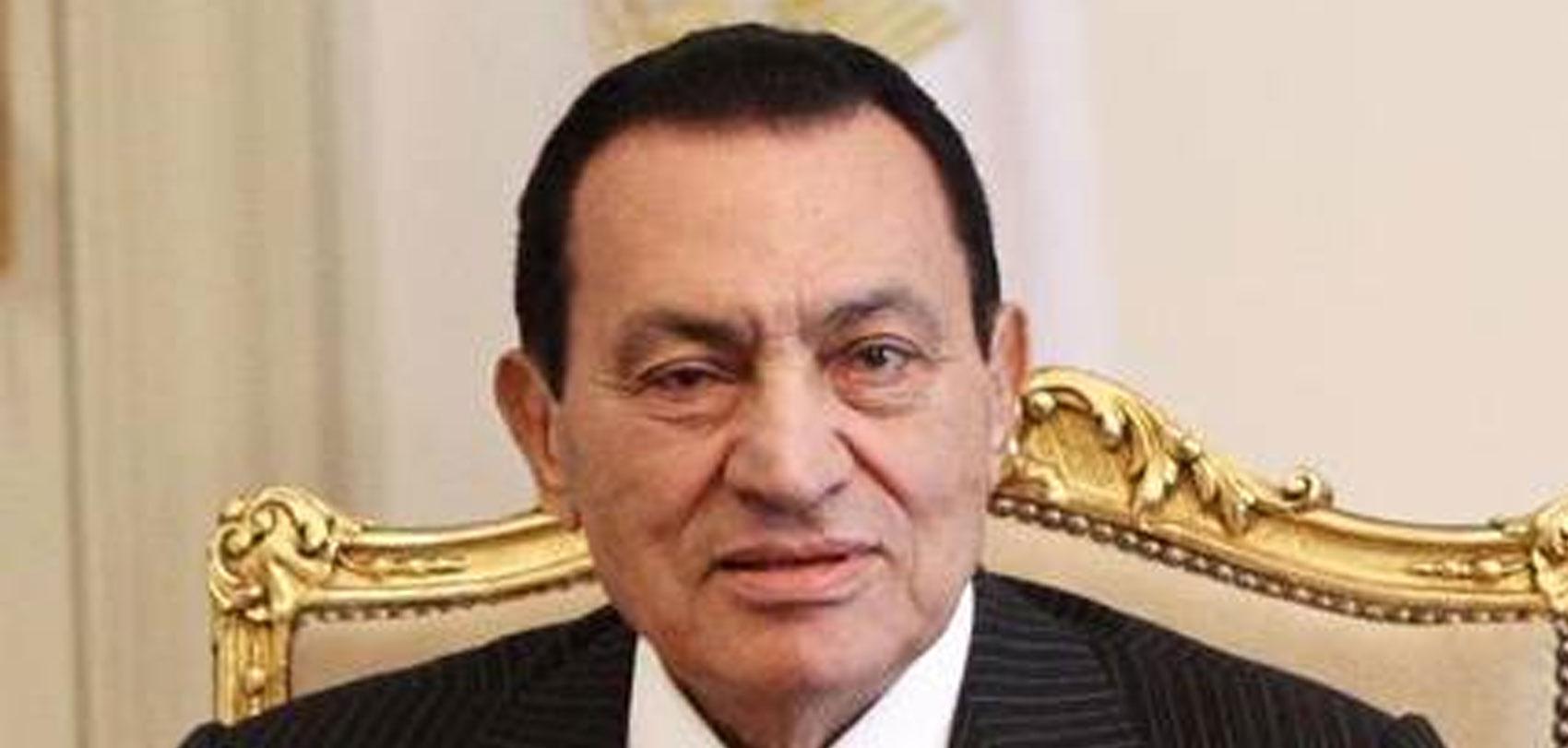 पूर्वराष्ट्रपति होस्नी मुवारकको निधन