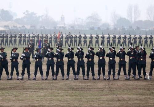 नेपाली सेना दिवस सैनिकमञ्च टुँडीखेलमा सम्पन्न (तस्बिर सहित)