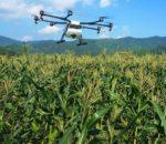 कृषिमा आधुनिकीकरण, मल र विषादी छर्न 'ड्रोन' प्रयोग गरिँदै