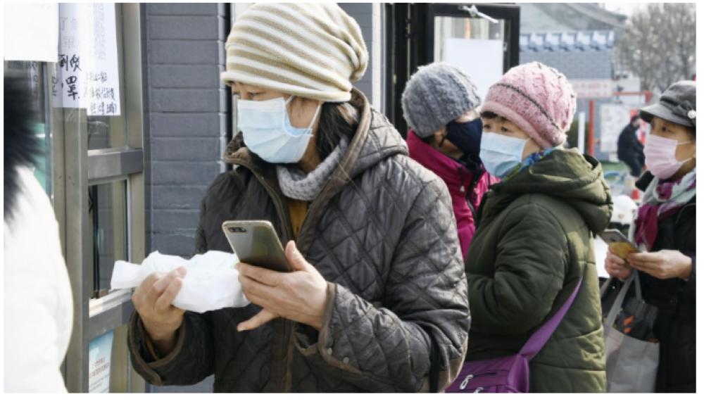 कोरोना दुख- चीनले ३ करोड १० लाख नक्कली मास्क बरामद गर्यो