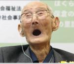 १२ दिनअघि विश्व रेकर्ड कायम गरेका १ सय १२ बर्षे जापानी नागरिकको मृत्यु