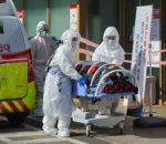 दक्षिण कोरिया कोरोनाको कारण ४ को मृत्यु, ५५६ जना सङ्क्रमित