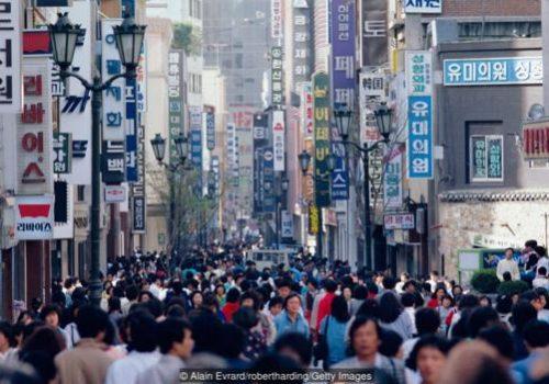 ६० प्रतिशत कोरियाली युवा विदेशीन चाहान्छन्