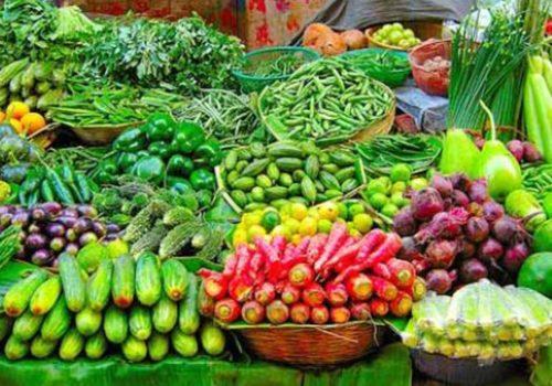 भारतीय तरकारी बिक्री वितरणमा रोक