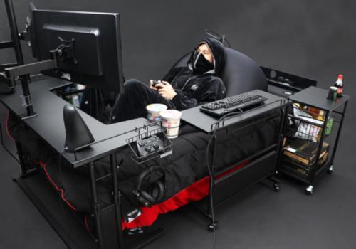 जापानले बनायो 'गेमिङ बेड'