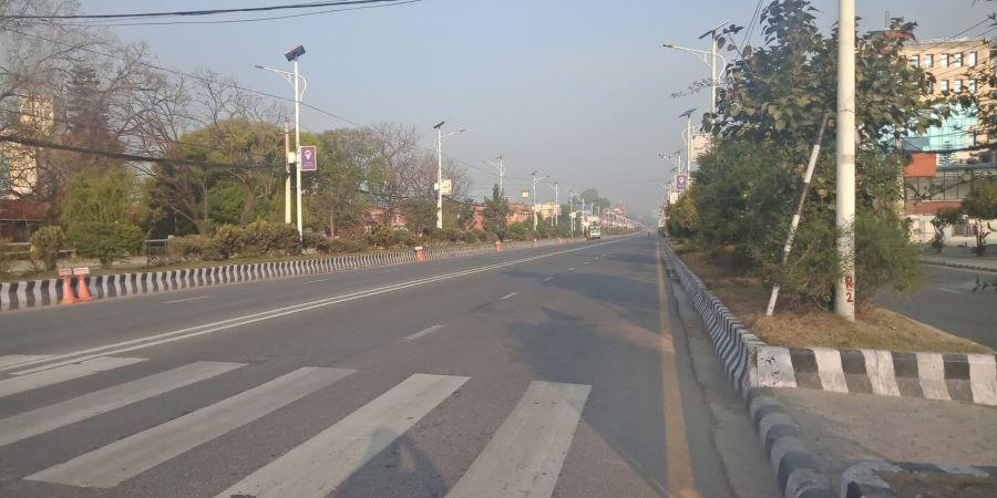 लक डाउनको दोस्रो दिनः काठमाडौंबाट मात्रै ३०२ गाडीलाई कारबाही