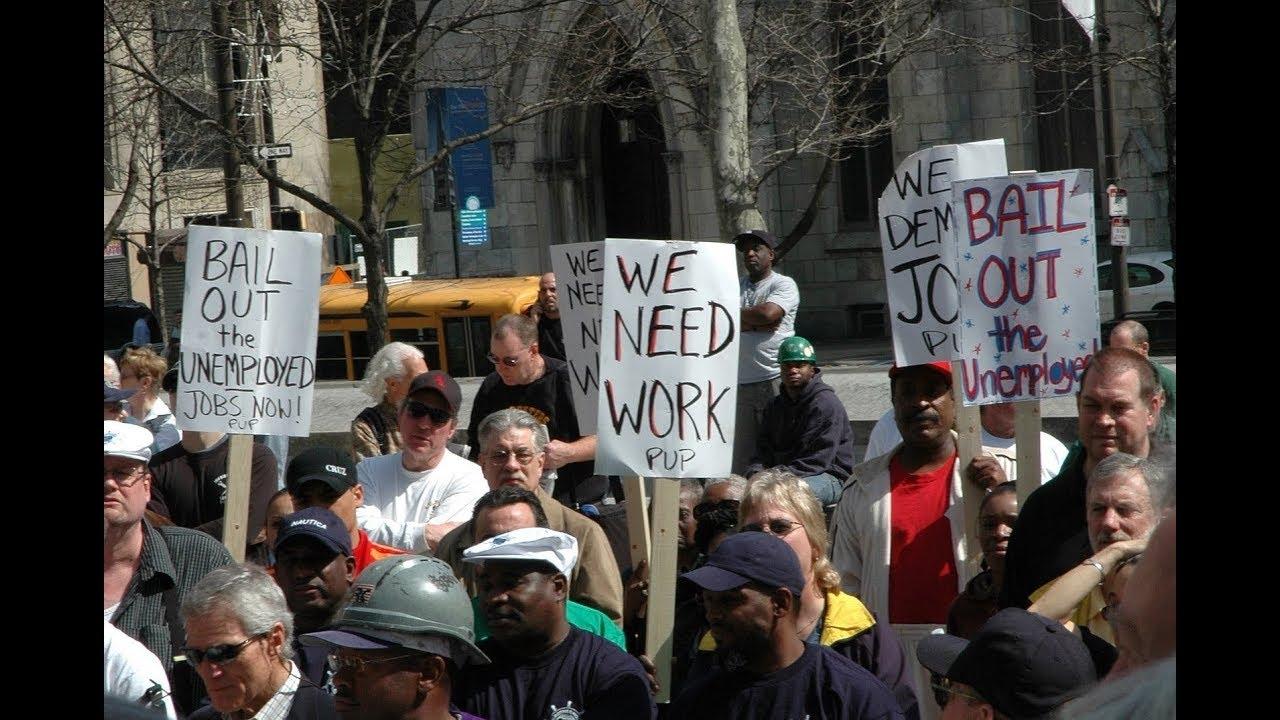 तेत्तीस लाख अमेरिकीद्वारा बेरोजगारी भत्ताको दाबी