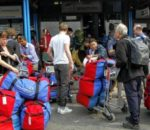 एक हजार पर्यटक तथा पथप्रदर्शकको उद्धार