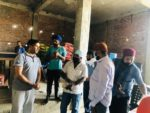 पुर्वमन्त्री राईले दिए क्वारेन्टाइनमा बसेकालाई खाद्यान्न र २५ हजार सहयोग
