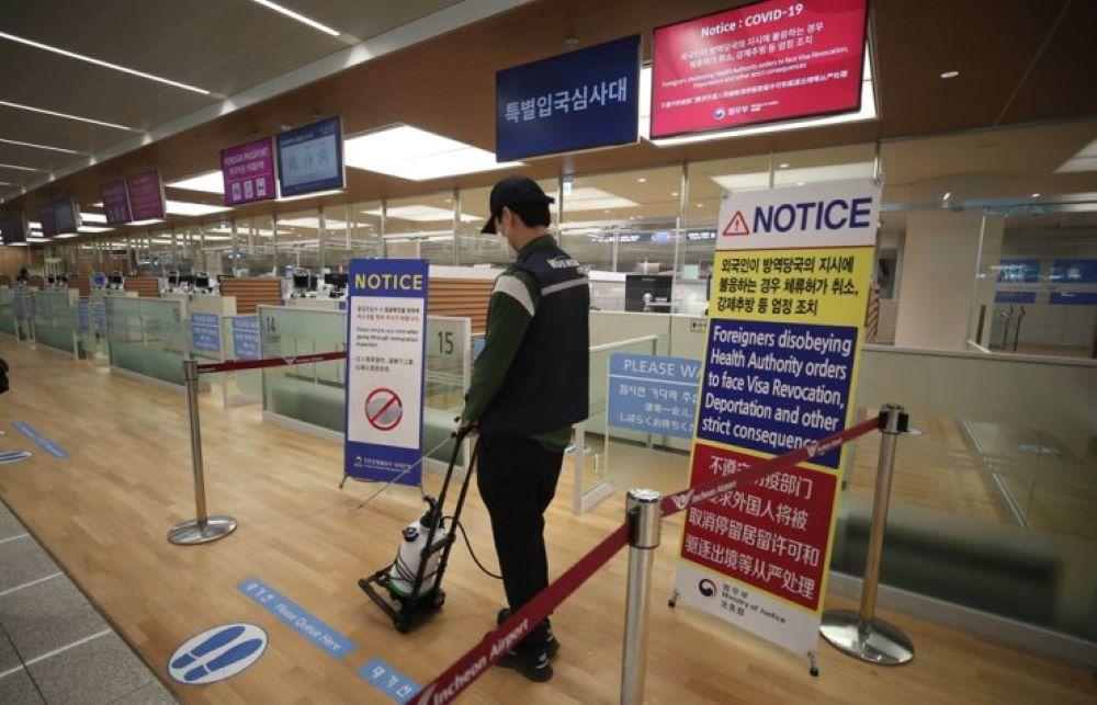 कोरोना प्रभाव – दक्षिण कोरियामा भिसा नियम परिवर्तन, भिसा सकिए पनि अबैधानिक नहुने