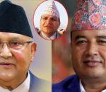 प्रधानमन्त्री ओली र महेश बस्नेतको कथा लेख्नेलाई चुनौती