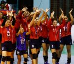 विश्व वरियतामा नेपाली महिला भालिबल टोली ८६ औँ स्थानमा
