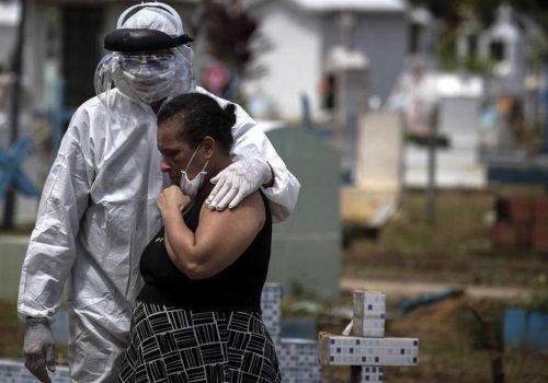 ब्राजिलमा २३ हजारको मृत्यु
