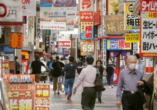 जापानको ओसाकामा कोरोना शुन्य