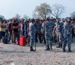 करिब सात हजार भारतीय नागरिक सीमामा रोकिए