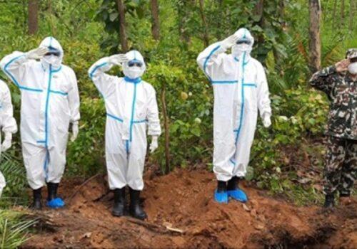 नेपालमा कोरोना संक्रमण बढ्दो – एकै दिन १० संक्रमितको मृत्यु