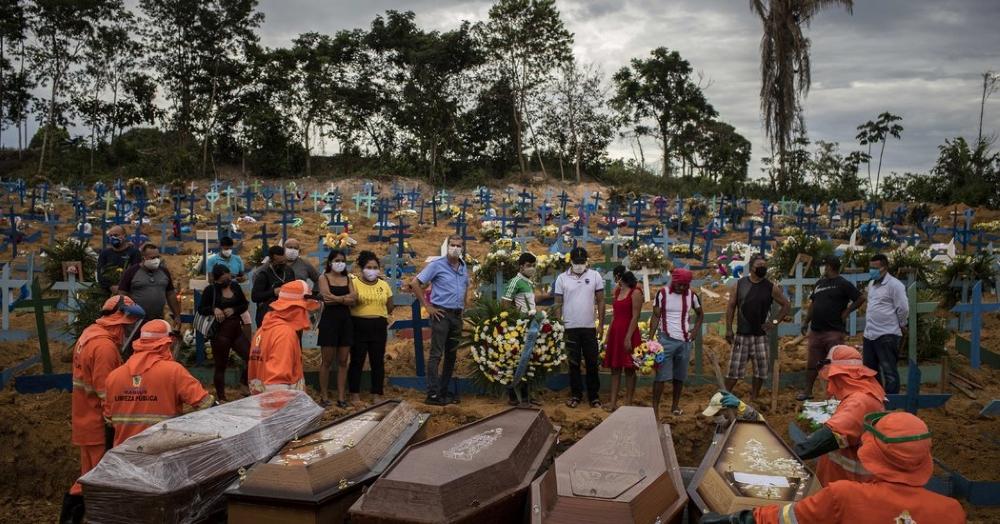 ब्राजिलमा कोरोनाबाट करिब ७० हजारको मृत्यु